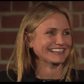 Cameron DIaz says TM changes everything